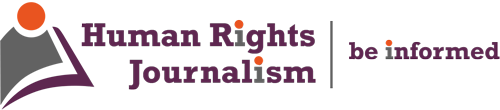 Human Rights Journalism Logo